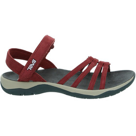 Teva Elzada LEA Sandals Women grey/red
